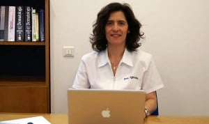 Una dermatóloga del CHN, premiada por un vídeo de cirugía en cáncer de piel