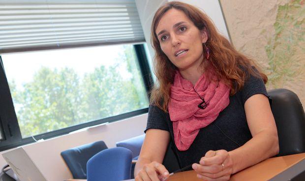 Una diputada sanitaria sella la paz entre Iglesias y Errejón