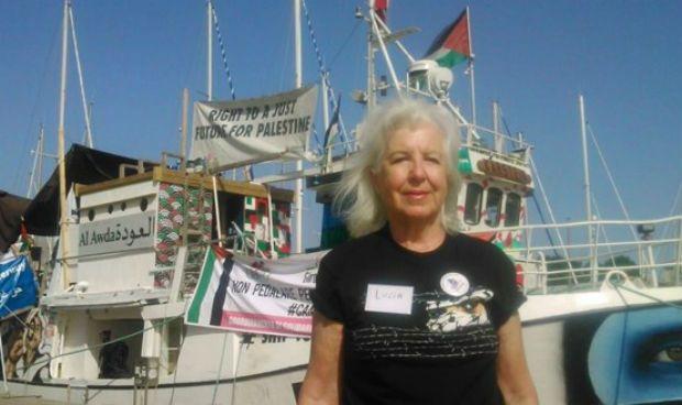 Una enfermera de renombre detenida en Israel