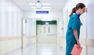 """Una enfermera: """"Gilipollas, lo menos que me ha llamado; creí que me pegaba"""""""