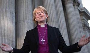 Una enfermera se convierte en la primera obispa de Londres