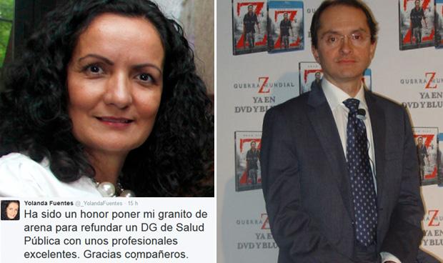 Una exdirectora general tuitera y un nuevo sucesor 'cinéfilo'