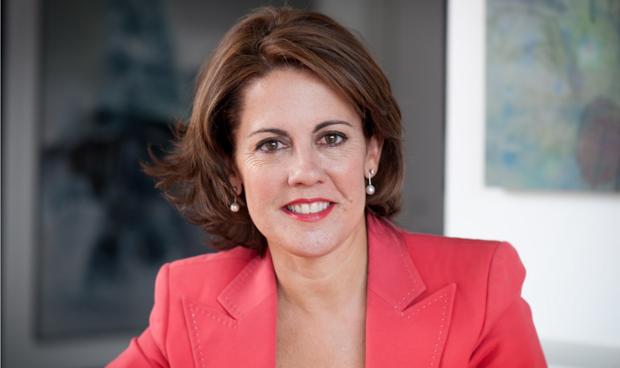 Una expresidenta de Navarra, académica de la RANF