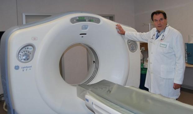 Una herramienta permite reduce hasta un 40% la radiación de los TAC