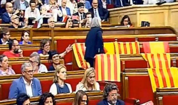 Una inesperada protagonista sanitaria en el Parlament