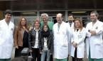 """Una niña tras recibir un trasplante de hígado: """"Los médicos son Dios"""""""