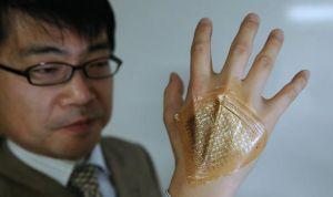 Una nueva piel sintética es capaz de realizar electrocardiogramas