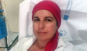 """Una paciente con cáncer: """"La quimio de hoy es un homenaje a Amancio Ortega"""""""
