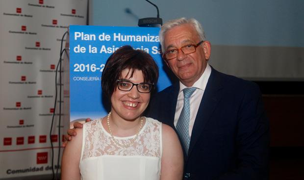 Una presentación muy humana en la Consejería de Sanidad madrileña