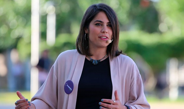 Una psicóloga para derrocar a la 'oligarquía' de Podemos Aragón