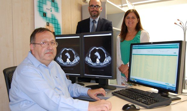 Una Red de Expertos en imagen diagnóstica para homogeneizar la asistencia