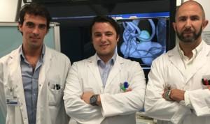 Una réplica en 3D de arteria cerebral abre camino para tratar el aneurisma