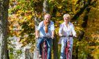 Una vida de ejercicio regular ralentiza el envejecimiento
