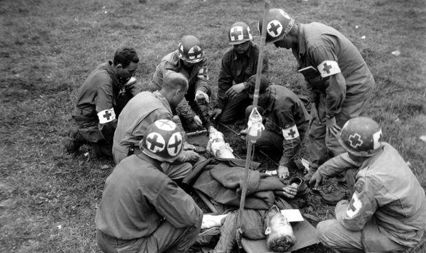 Una web recopila miles de testimonios de médicos que combatieron el nazismo