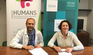 Unión de SEOM y Fundación Humans para mejorar la asistencia en Oncología