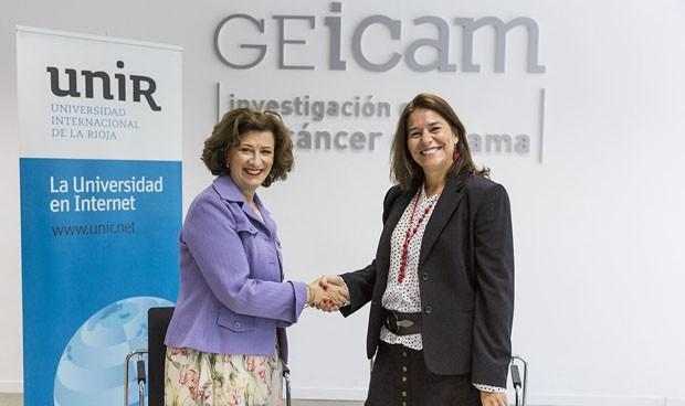 UNIR y Geicam se unen para formar profesionales en monitorización