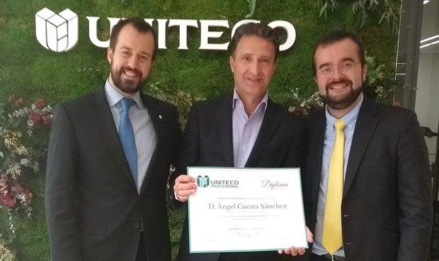 Uniteco premia las mejores corredurías que tiene repartidas en España