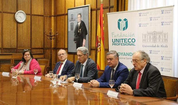 Uniteco renueva su Cátedra de Salud, Derecho, Seguro y Responsabilidad