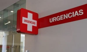 """Visto en Urgencias: cambia de hospital porque """"da mal rollo"""" la zona Covid"""