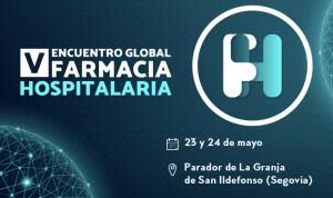 V Encuentro Global de Farmacia Hospitalaria, 23 y 24 de mayo en La Granja