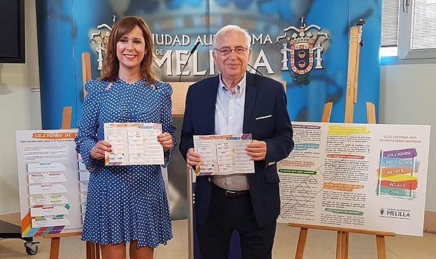 Vacuna Bexsero: Melilla adelanta a todas las CCAA y firma su financiación