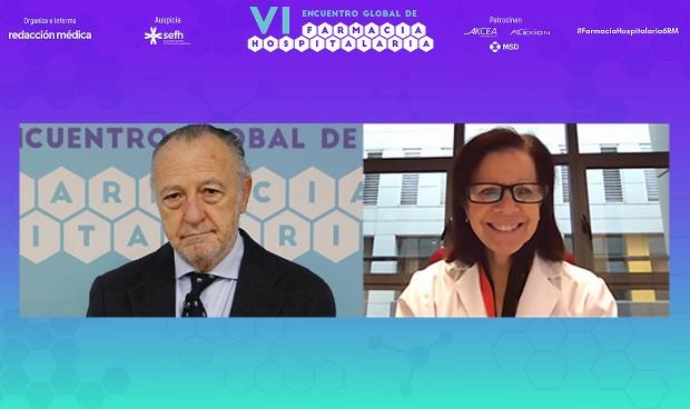 """""""La Farmacia Hospitalaria tendrá un papel relevante en la vacunación Covid"""""""