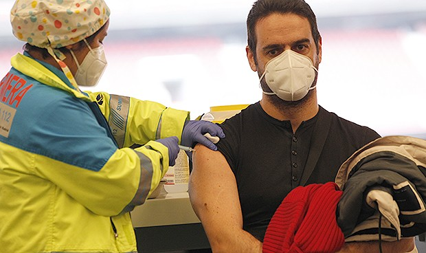 Más de 215.000 vacunas Covid de Astrazeneca sin poner tras el