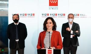 """Vacuna Covid: Ayuso critica el """"número realmente bajo"""" de dosis asignadas"""