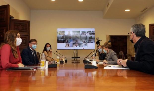Vacuna Covid: Comunidad Valenciana crea un comité para vigilar los síntomas