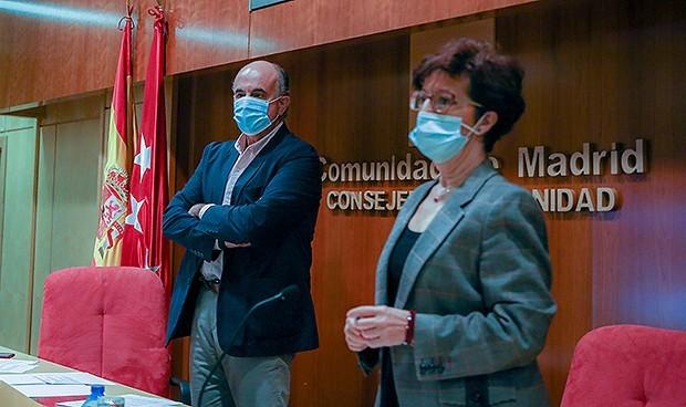Vacunación Covid: Madrid cuenta con 1.200 dosis para el 'debut' del domingo