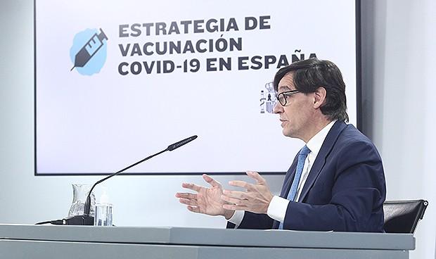 Covid: Sanidad definirá el orden de vacunación entre 15 grupos de población
