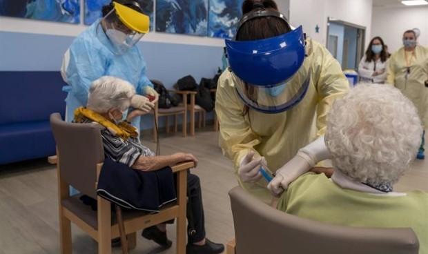 La confianza en las vacunas Covid se dispara un 40% entre los ciudadanos