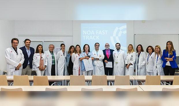 Valdecilla, pionera de la Neurocirugía Oncológica ambulatoria en España
