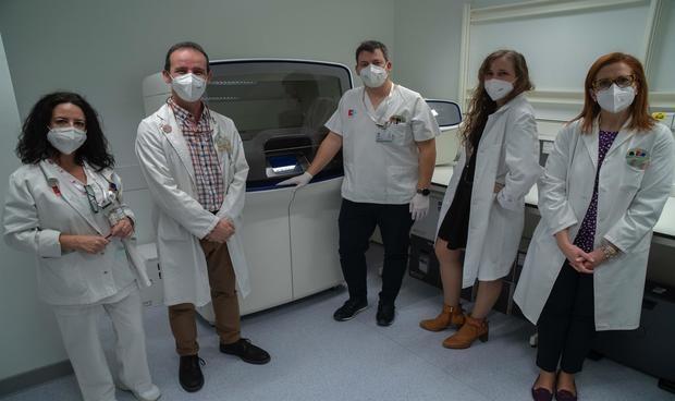 Valdecilla realiza la secuenciación masiva de 1.500 tumores