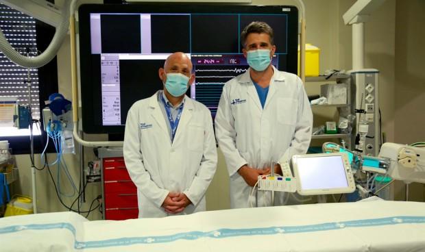 Vall d'Hebron analiza cómo tratar a los pacientes con ictus más rápido