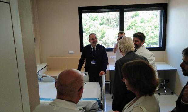 Vall d'Hebron tratará con CART al 40% de los pacientes candidatos en España