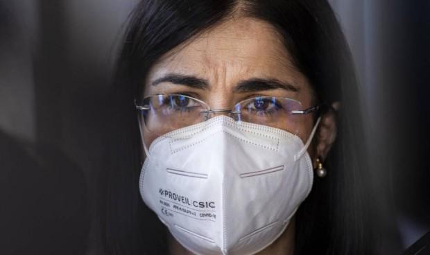 Veinte médicos y enfermeros velan por la salud de los refugiados afganos