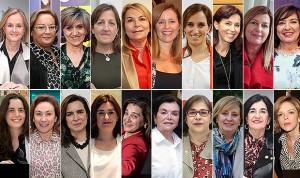 Veinte mujeres líderes de la Sanidad decidirán los Premios Sanitarias 2020