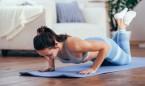 Ver menos la televisión y hacer 40 flexiones mejora la salud del corazón