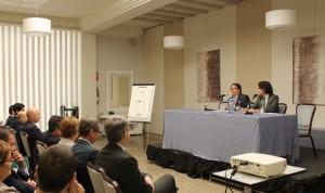 """Vergeles destaca el """"impacto"""" de la tecnología en el campo de la diálisis"""