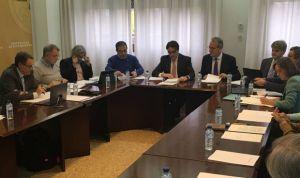 Vergeles subraya el papel de la investigación en el convenio SES-UEx