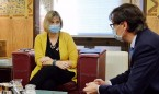 """Vergés pide a Illa """"no entorpecer"""" las decisiones sobre el coronavirus"""