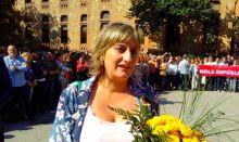 Vergés solo celebra la Diada de la mitad de los catalanes