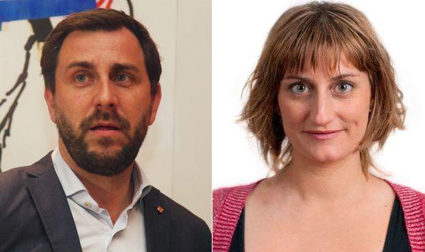 Vergés toma posesión de la consejería de Salud catalana eclipsada por Comín