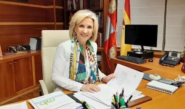 Verónica Casado da su aval a los congresos médicos presenciales