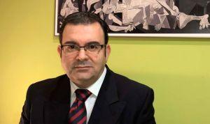 Vicente Caballero, nuevo gerente del área de Salud Don Benito-Villanueva
