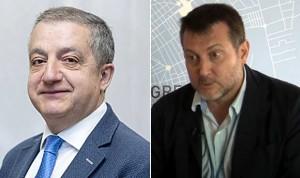 José Néstor Arana y Víctor Bustamante, nuevos directivos de Osakidetza