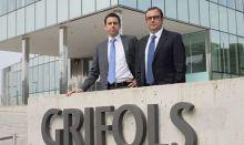 Víctor Grifols Deu y Ramón Grifols