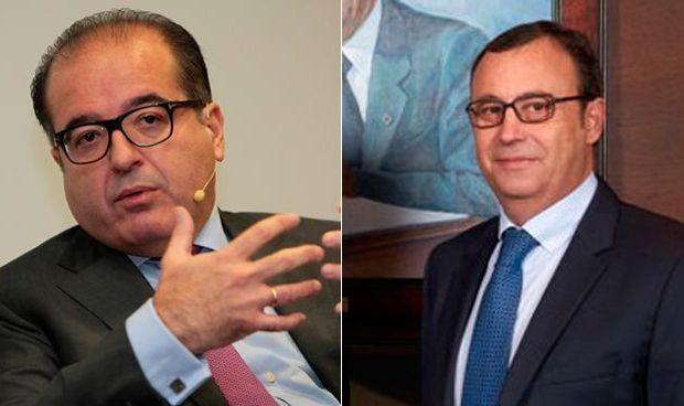 Víctor Grifols y Sergio Rodríguez