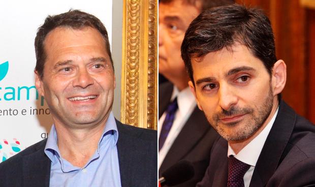 Víctor Madera y Héctor Ciria